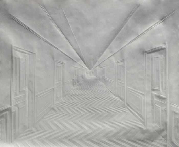 אמנות מיוחדת בקיפולי נייר