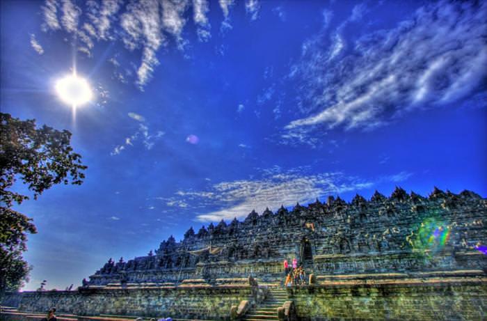 בורובודור אינדונזיה
