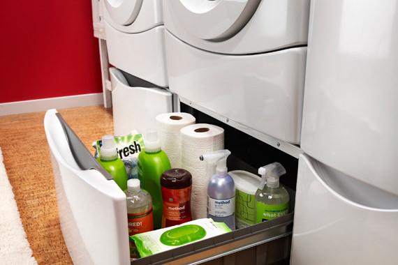 טיפים לעיצוב חדר הכביסה