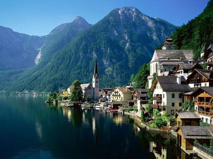 טבע, אוסטריה, טיולים