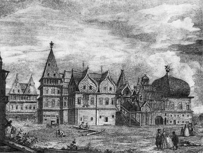 ארמון העץ המקורי