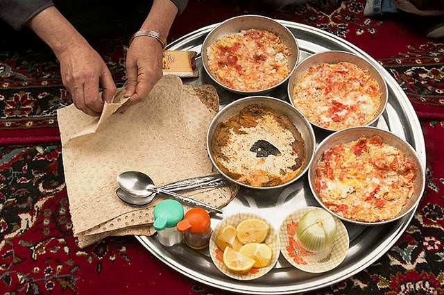ארוחות בוקר מסורתיות מהעולם