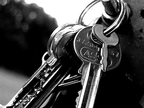 שימושים במפתחות ישנים
