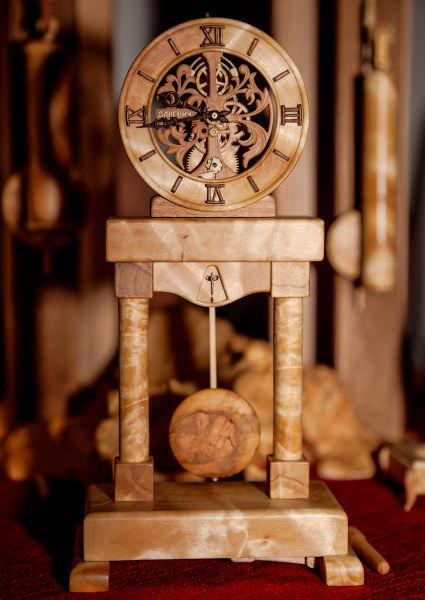 שעונים מדהימים מעץ