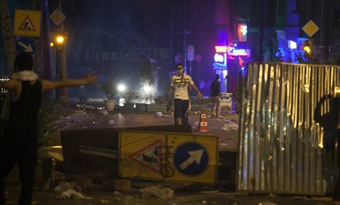 תמונות מההפגנות בטורקיה