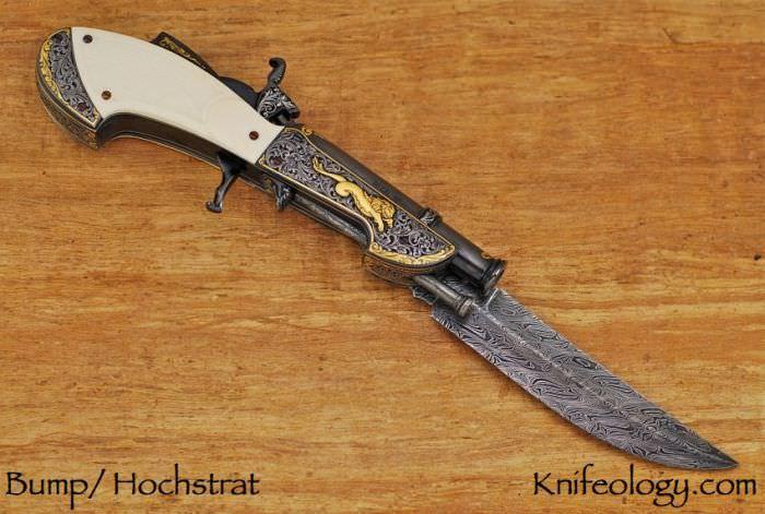 אקדח סכין - פריט אספנות