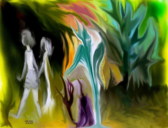 נורית שושני ציורים
