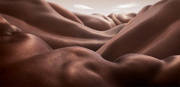 תמונות נוף של גוף האדם