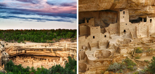 מקומות מדהימים שנבנו בידי האנושות