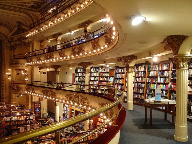 הספריות היפות בעולם