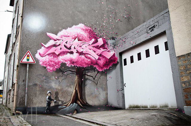 אמנות רחוב