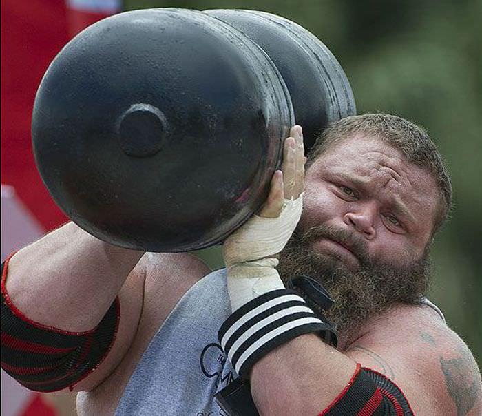 תחרות האיש החזק בעולם