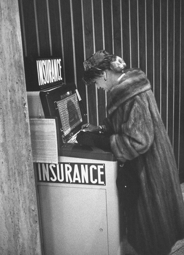 מכונות אוטומטיות משנות ה-60