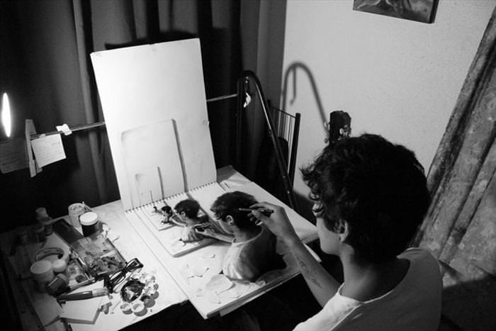 ציורי תלת מימד מדהימים