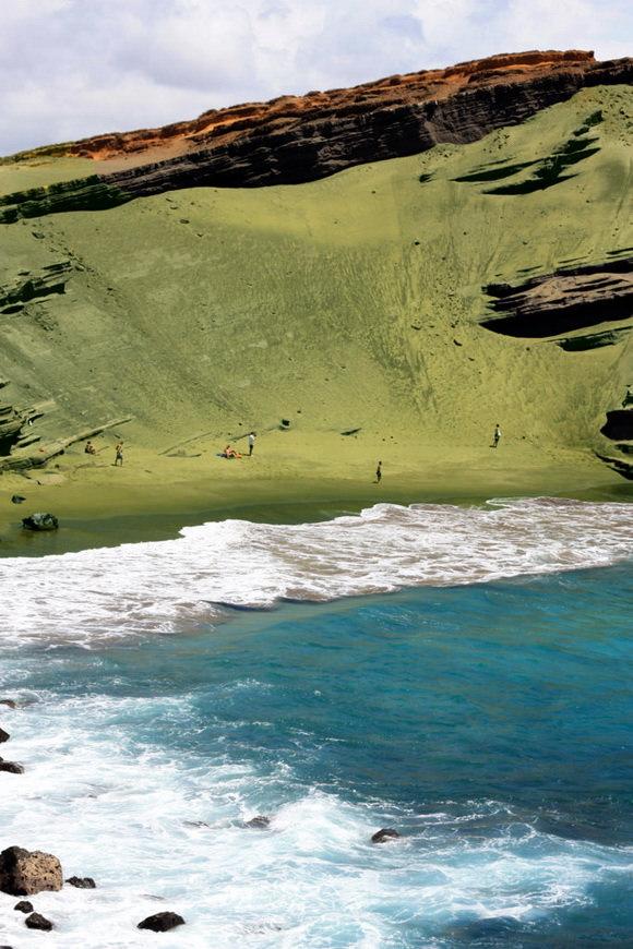 החופים המשונים בעולם