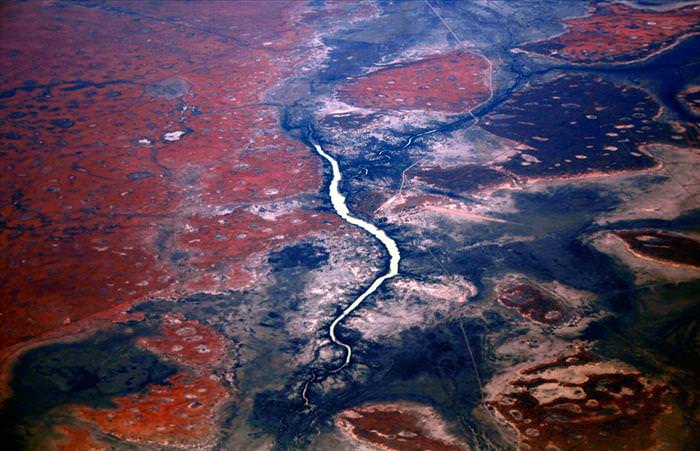 תמונות של אוסטרליה מהאוויר