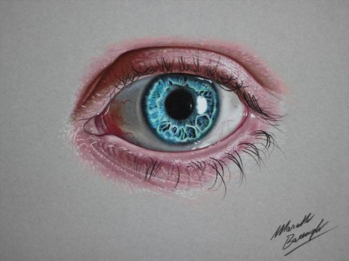 ציור היפר ריאליסטי