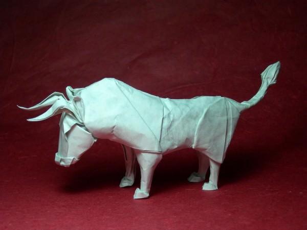 אמנות באוריגמי