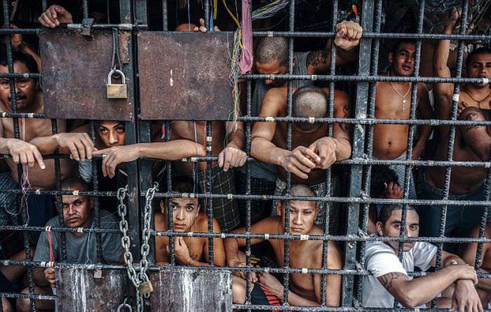 הכלא באלסלבדור