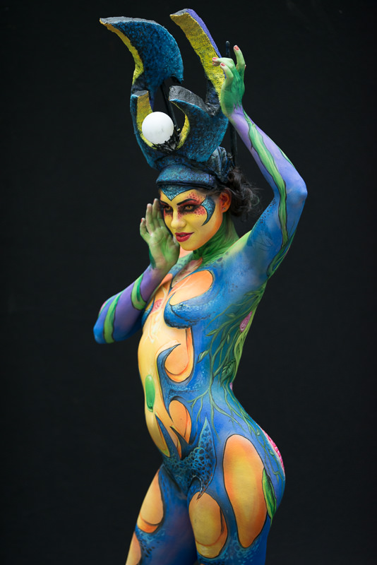 פסטיבל ציורי הגוף של אוסטריה 2013