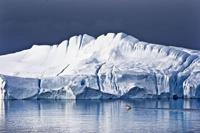 תמונות מדהימות של קרחונים