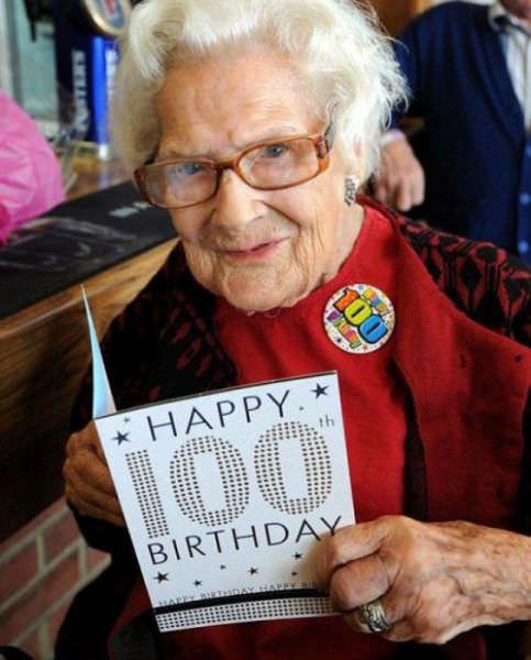 תמונות משעשעות של קשישים