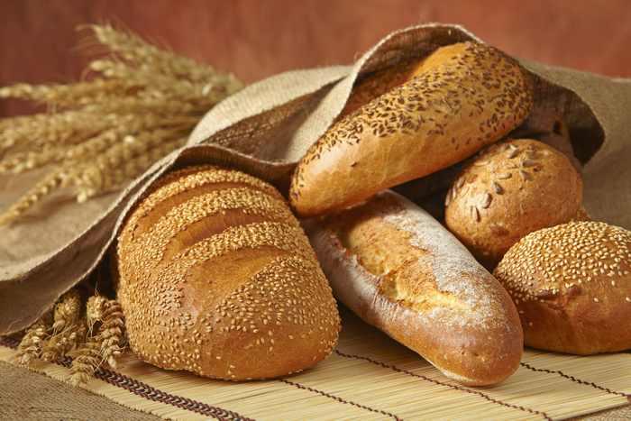 לחם, מתכון, עדות