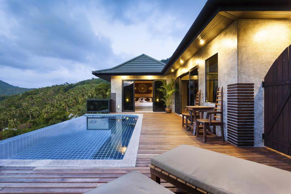 5 for Koh tao cabana koi pool villa