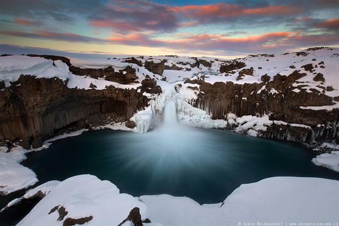 מים איסלנד
