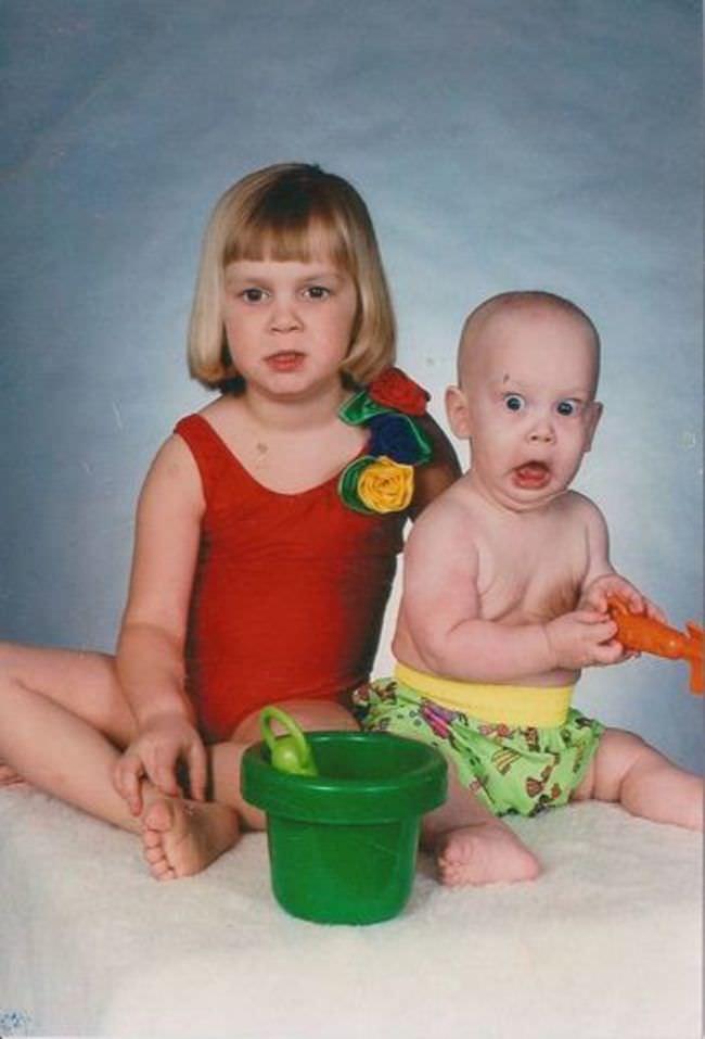 תינוקות מכוערים
