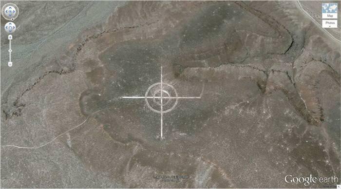 תמונות לוויין מדהימות של גוגל