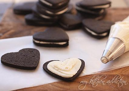 עוגיות אוריאו ביתיות