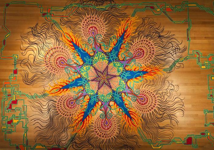 אומנות חול