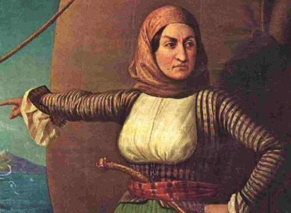 נשים לוחמות