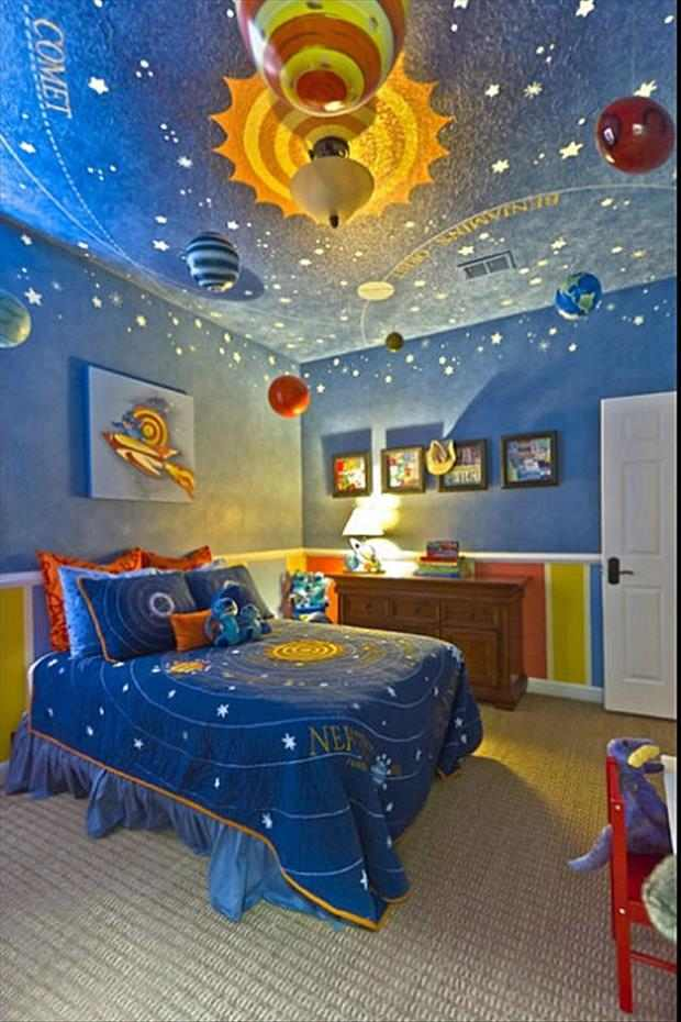 עיצובי החדרים האלו הם חלומו של כל ילד
