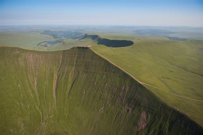 תמונות מדהימות של בריטניה מהאוויר