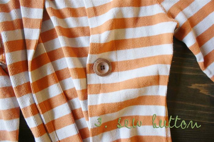 שימוש מדליק בחולצה ישנה