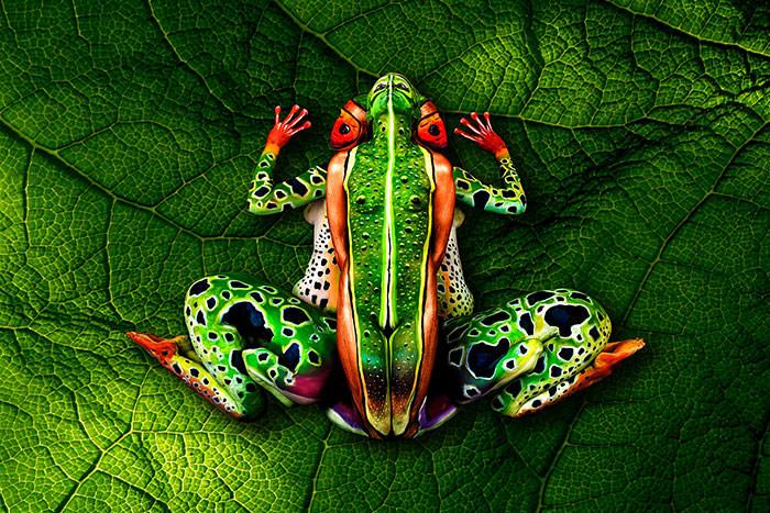 ציורי גוף בעלי חיים
