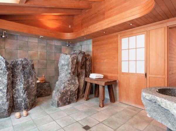 חדרי שירותים מעוצבים