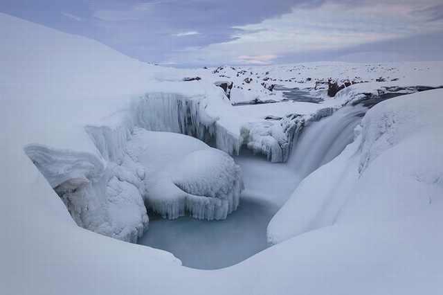 נופי איסלנד