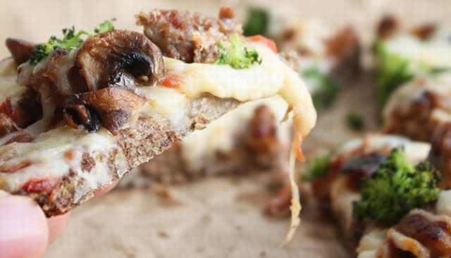 פיצה בריאה