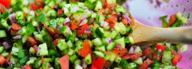 שילובי מזון בריאים