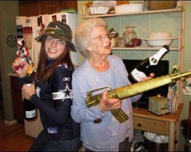 זקנים משוגעים