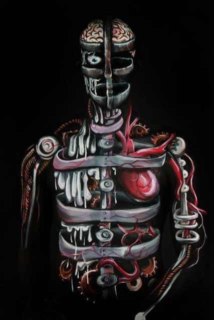 ציורי גוף מיוחדי