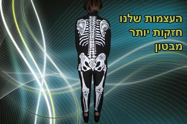 עובדות על הגוף האנושי