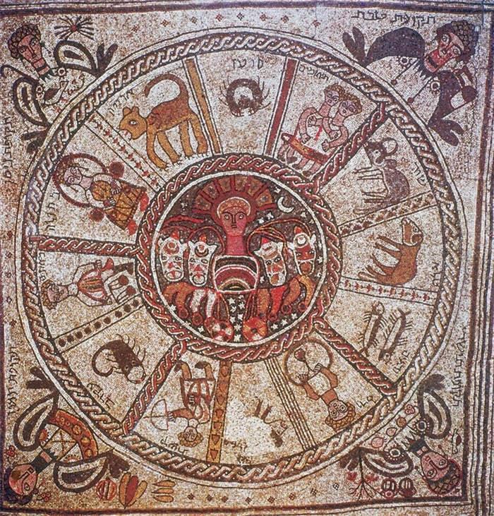 יצירות פסיפס עתיקות