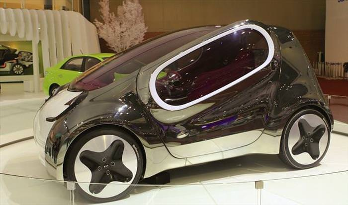 מכוניות עתידניות