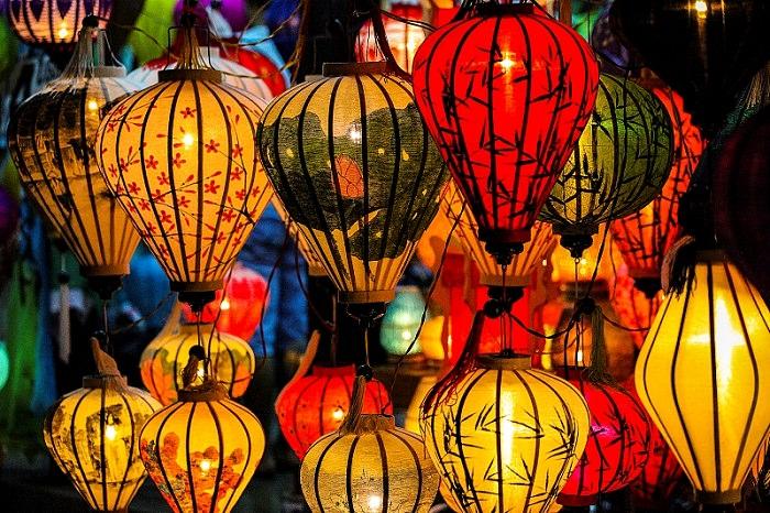 פסטיבל הפנסים וייטנאם