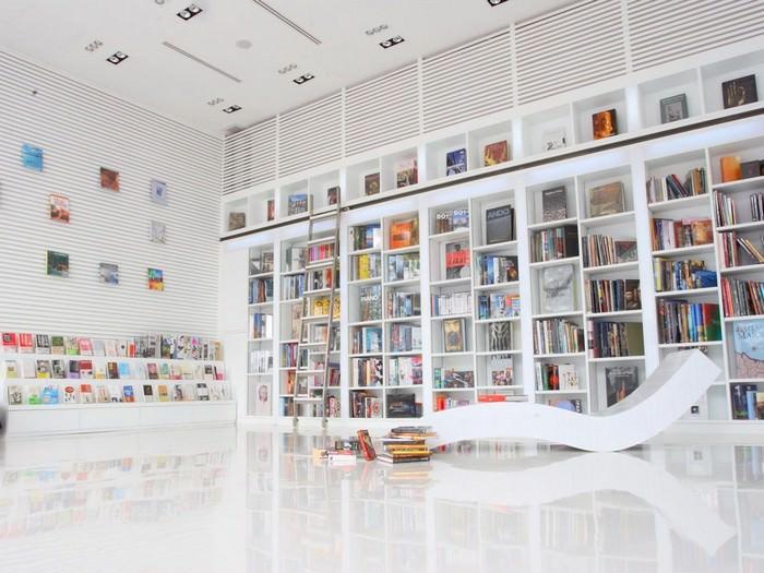 מלונות לאוהבי ספרים