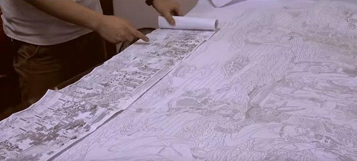 אמנות גילוף סינית